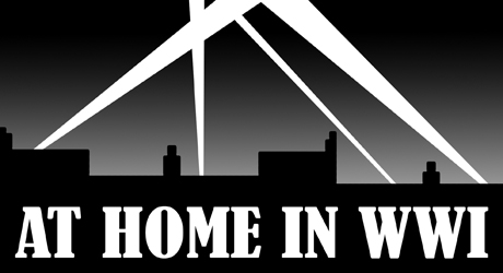 At Home WWI online logo