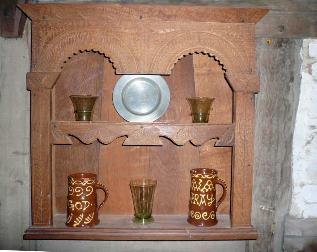C17 farmhouse shelf Diane Earl NEN
