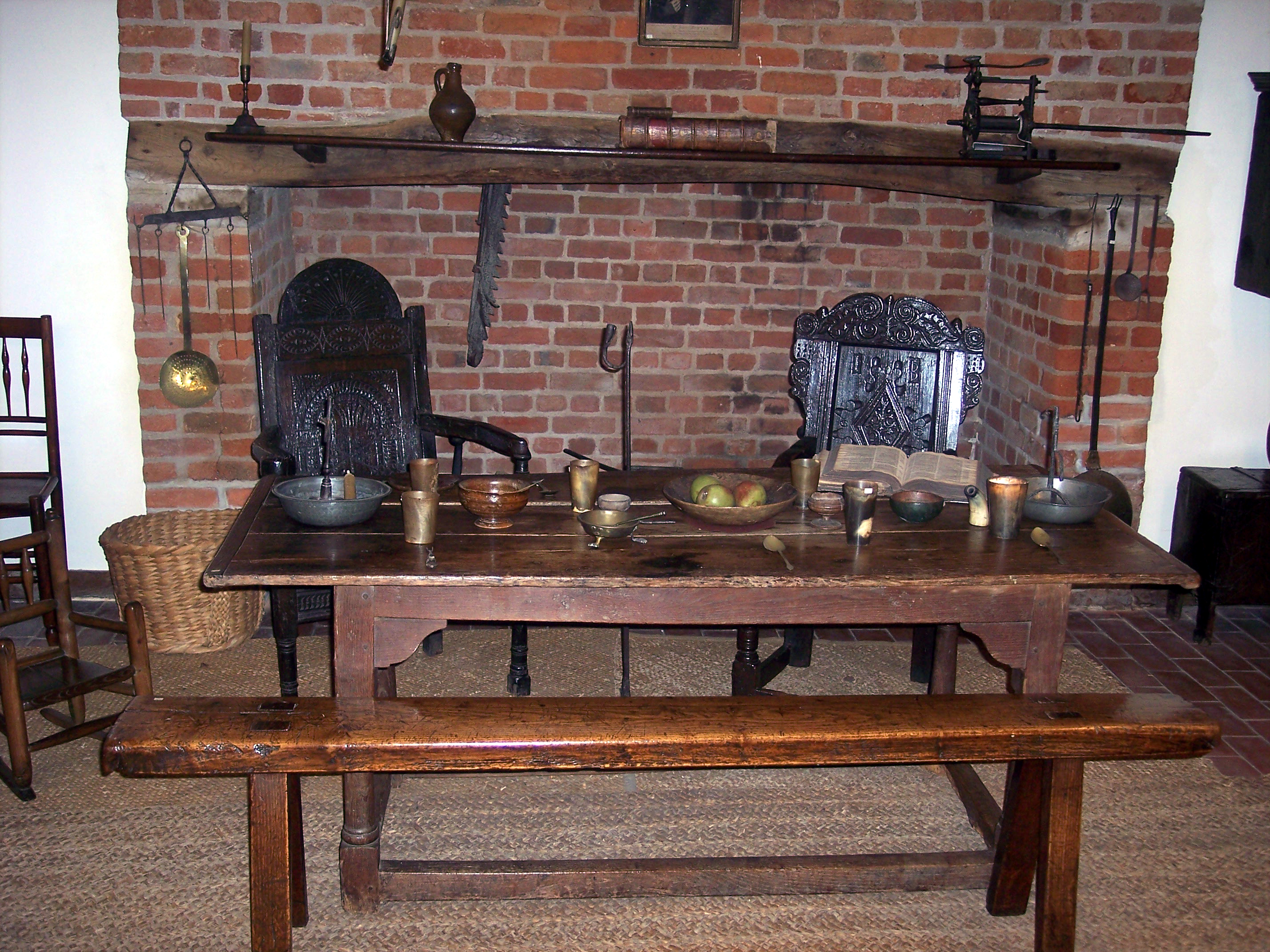 Th Century Kitchen Table
