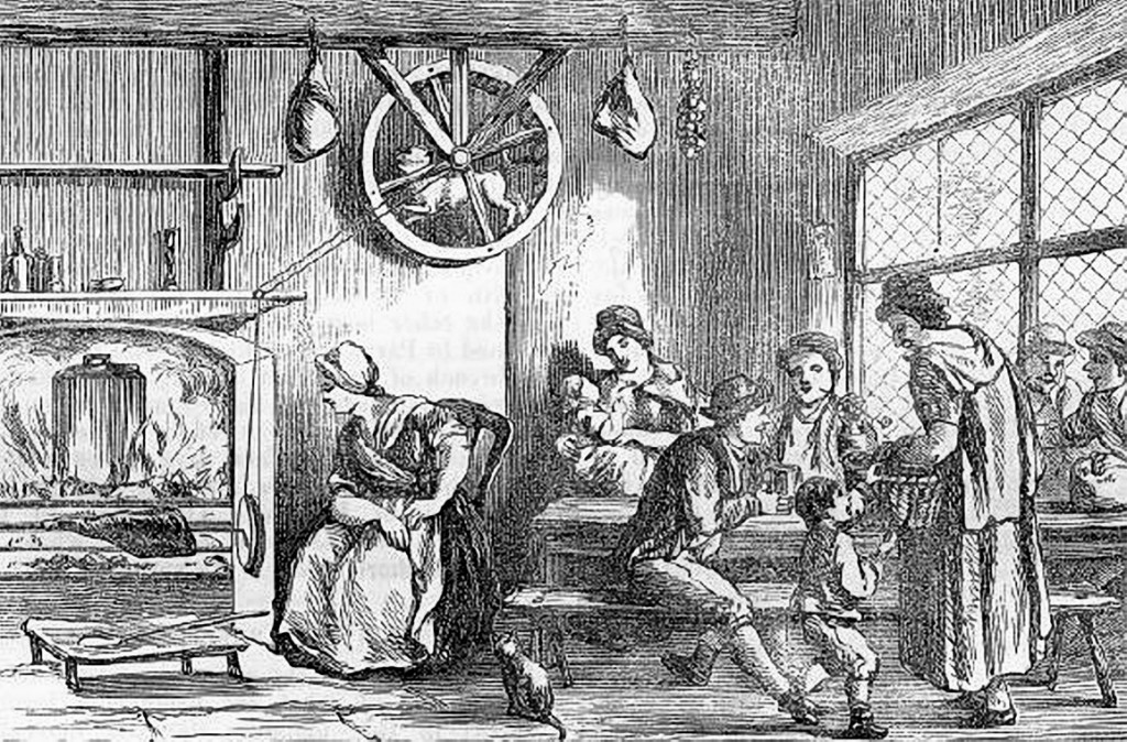 Turnspit_Dog_Working