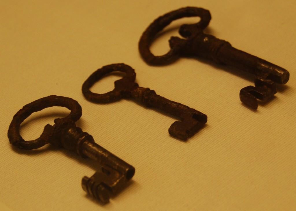 Keys Haddon